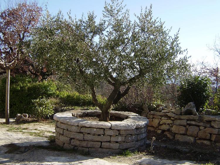 Jardin en Ardèche