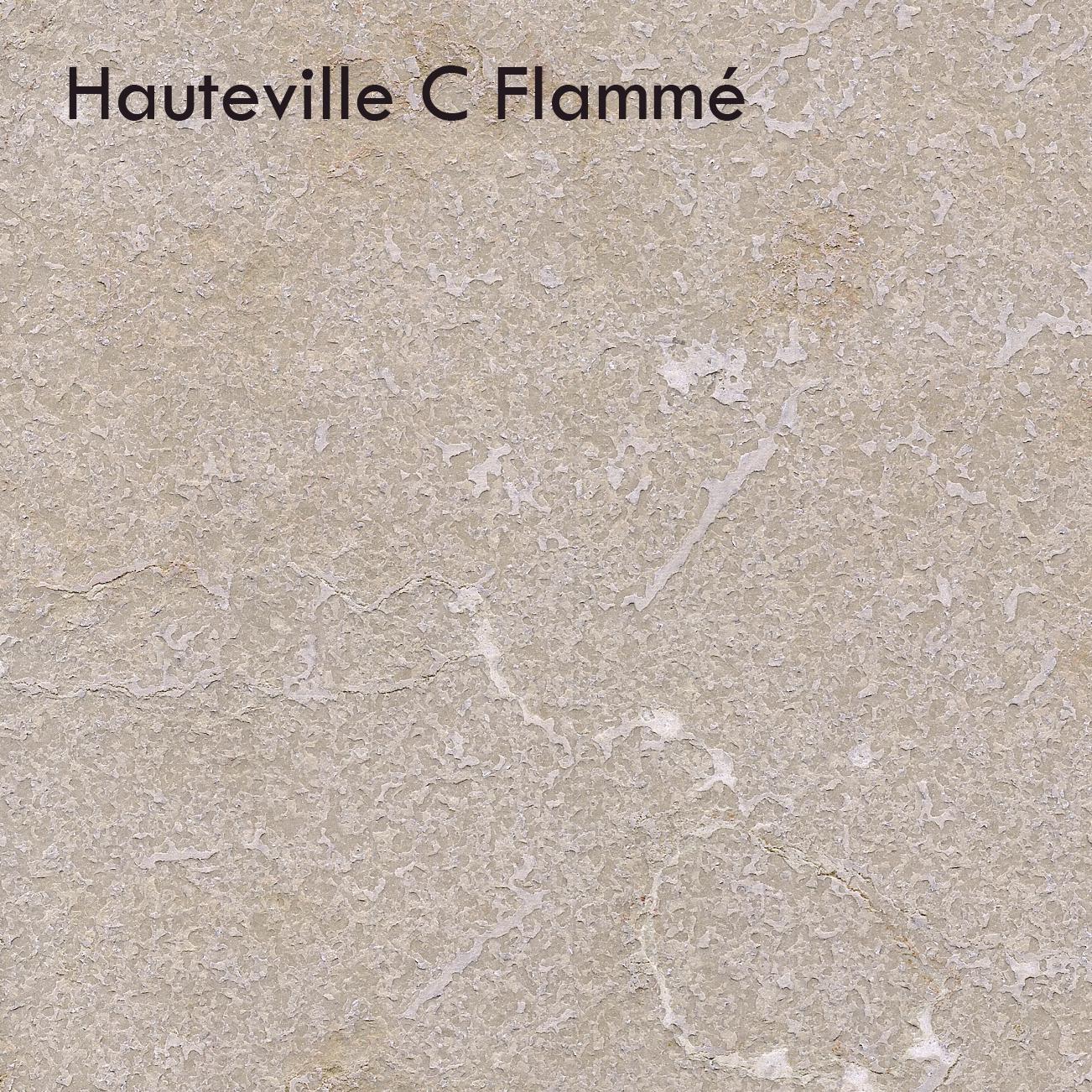 Hauteville C flammé