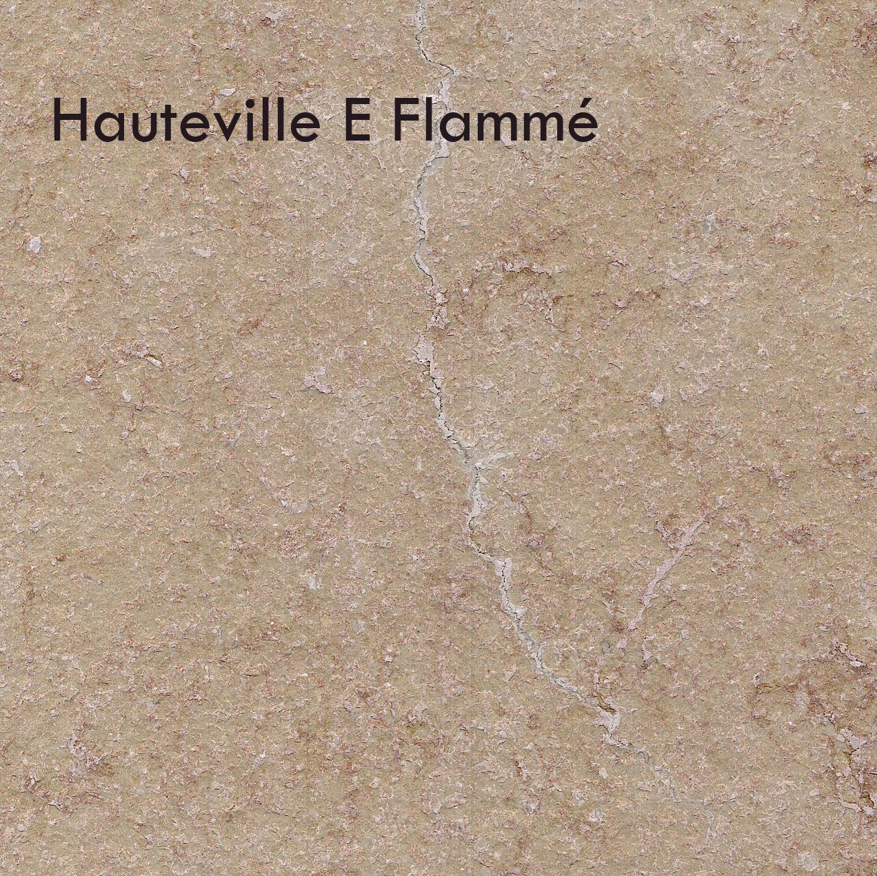 Hauteville E flammé