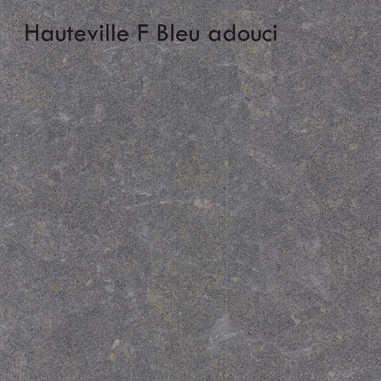 Hauteville F bleu adouci