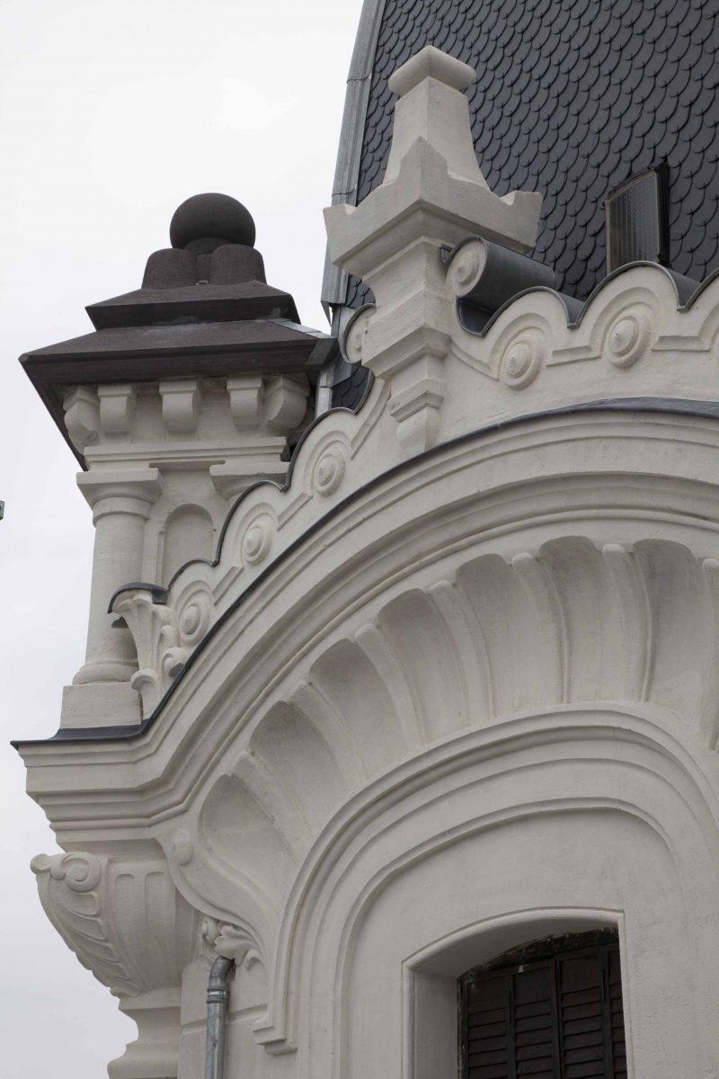Aix les Bains Chateau de la Roche du Roi-19