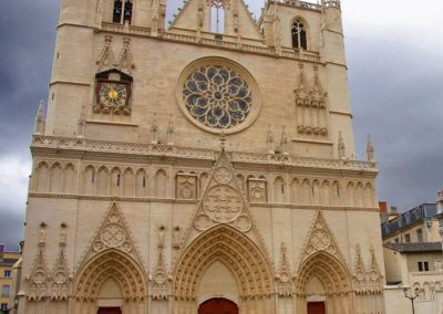Cathédrale de St Jean Lyon