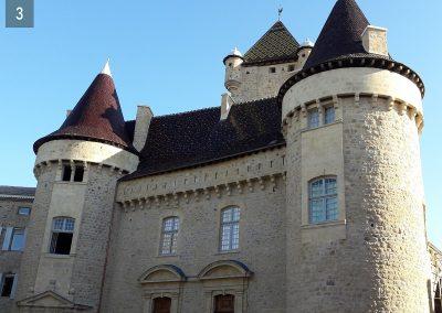 Château des Montlaur Aubenas 07