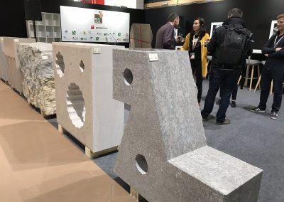 Mobilier en pierres Rhônapi