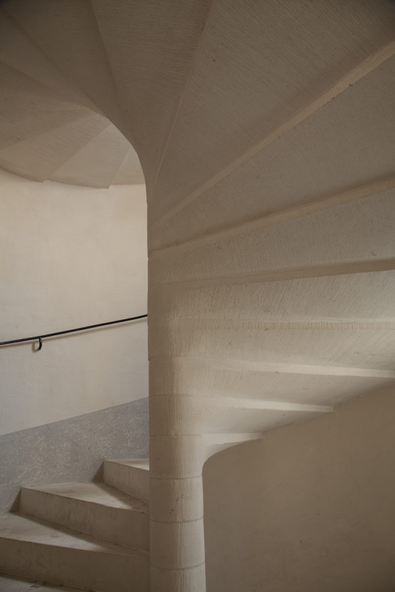 Montelimar escalier