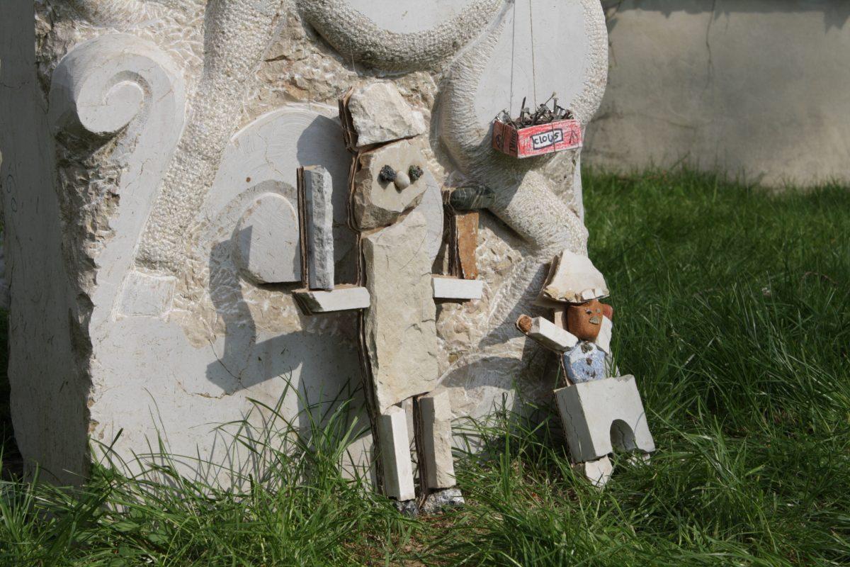 Maison de la pierre au Ciment