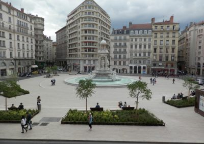Place des Jacobins -Lyon